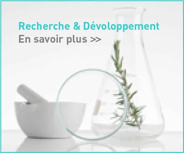 Savoir-faire en R&D du Laboratoire cosmétique Eurotel
