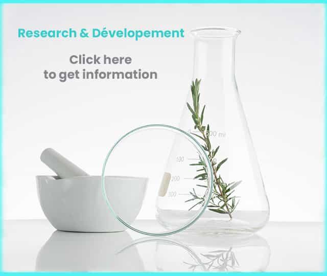 Research & Development Eurotel cosmetics lab