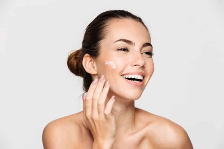Face care white label cosmetics